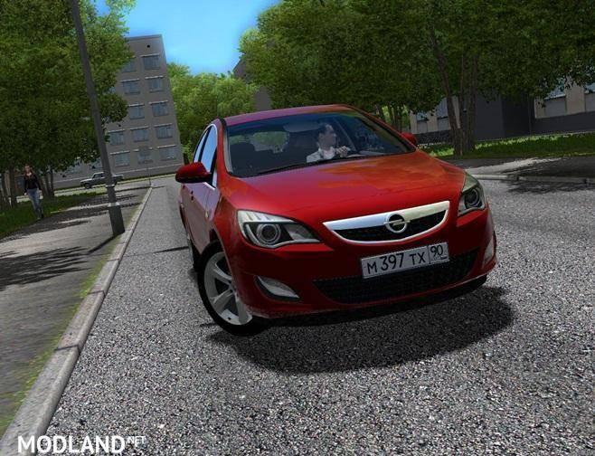 Opel Astra 2010 [1.5.5]