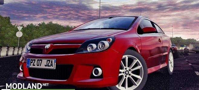 Opel Astra H OPC / Vauxhall Astra H VXR