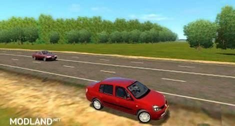 Renault Clio Sedan [1.2.5]