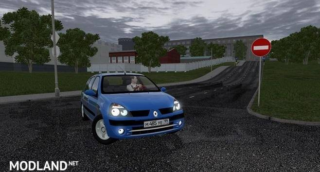 Renault Clio Symbol [1.5.2]