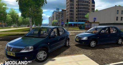 Renault Logan Car [1.4]