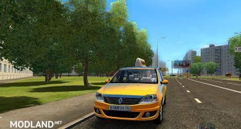 Renault Logan Taxi – 1.2.2