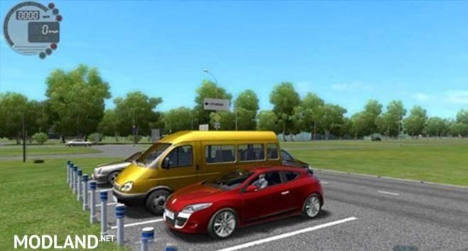 Renault Megane 2.0i [1.5.1]