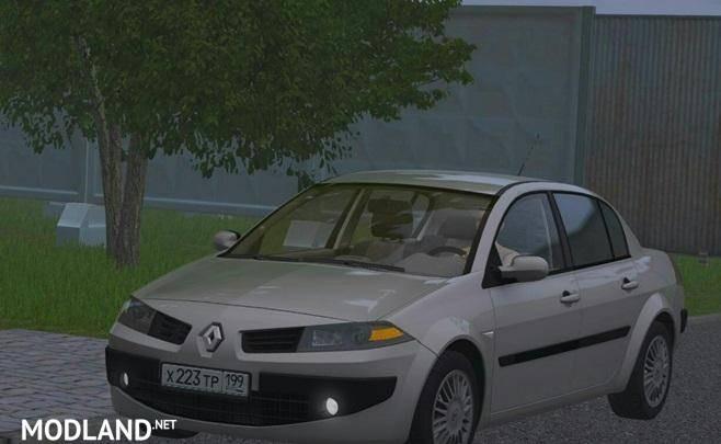 Renault Megane 2.0i [1.5.2]