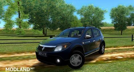 Renault Sandero Stepway [1.3.3]