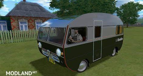 SAAB Caravan 92HK Motorhome – 1.2.5