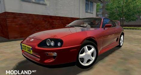 Toyota Supra RZ 1998  1.3