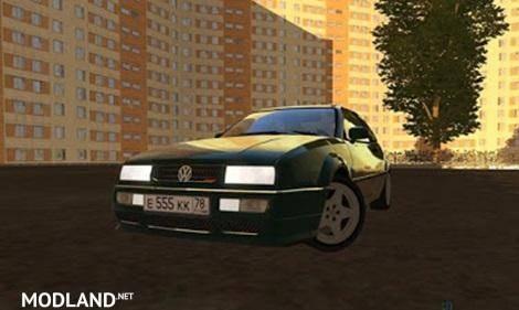Volkswagen Corrado VR6 – 1.2.2