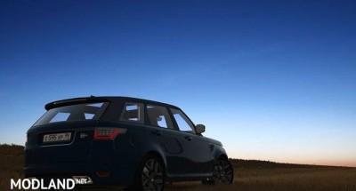 2018 Range Rover Sport SVR [1.5.8], 2 photo