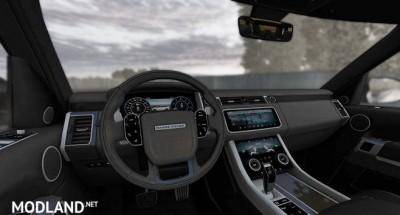 2018 Range Rover Sport SVR [1.5.8], 3 photo