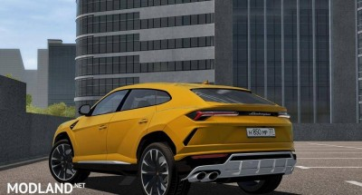 2019 Lamborghini Urus, 2 photo
