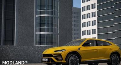 2019 Lamborghini Urus, 4 photo