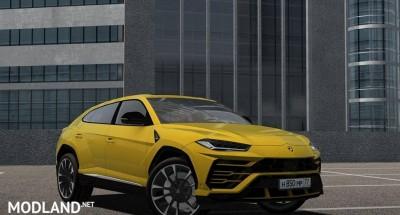 2019 Lamborghini Urus, 1 photo