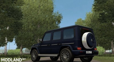 2019 Mercedes-Benz G500 [1.5.8], 3 photo
