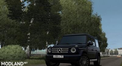 2019 Mercedes-Benz G500 [1.5.8]