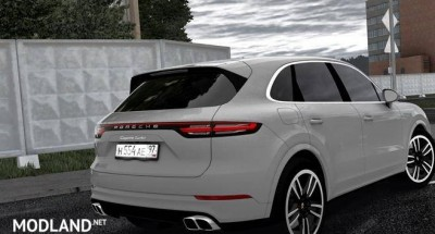 2019 Porsche Cayenne Turbo [1.5.8], 4 photo
