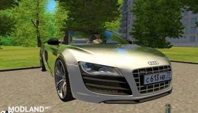 Audi R8 GT Spyder Car Download, 1 photo
