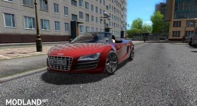 Audi R8 GT Spyder [1.5.2], 1 photo