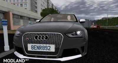 Audi RS4 Avant 2013 [1.5.3], 1 photo