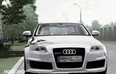 Audi RS6 2008 Car [1.4.1], 1 photo