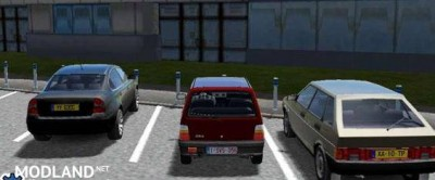 Benelux License Plate [1.4.1]