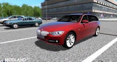 BMW 335i F31 Car Download
