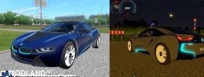 BMW i8 Car Download, 1 photo