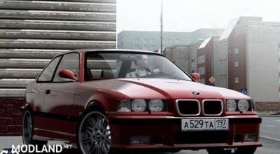 BMW M3 E36 Car Download, 1 photo