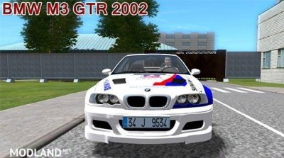 BMW M3 GTR 2002 Car [1.4.1], 1 photo