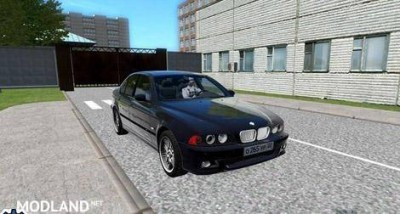 BMW M5 E39 Car [1.4], 1 photo