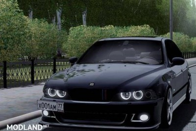 BMW M5 E39 Light TuningCar [1.4.1], 1 photo