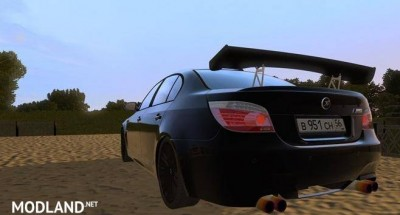 BMW M5 E60 Tuning [1.5.2], 3 photo