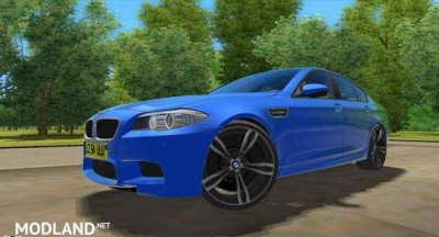 BMW M5 F10 Car [1.4], 2 photo