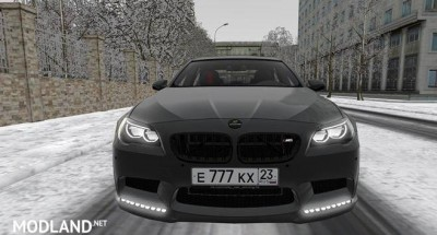 BMW M5 F10 Hamann Tuning, 1 photo