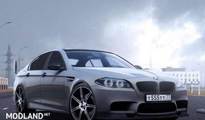 BMW M5 F10 [1.5.2 ], 5 photo