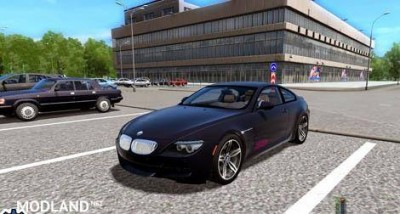BMW M6 E63 Car [1.4], 1 photo