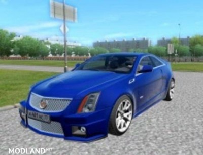 Cadillac CTS-V Coupe [1.3.3], 1 photo