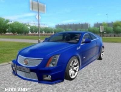 Cadillac CTS-V Coupe [1.3.3], 1 photo
