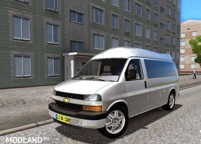 Chevrolet Express [1.5.2], 1 photo