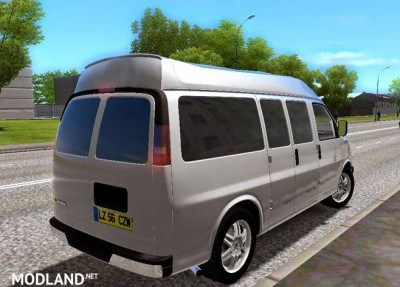 Chevrolet Express [1.5.2], 3 photo