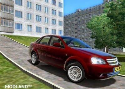 Chevrolet Lacetti Car [1.4], 1 photo