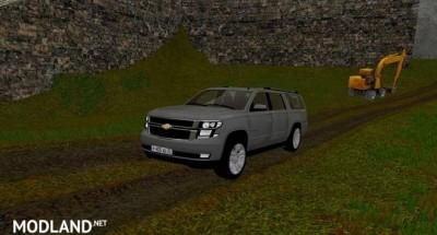 Chevrolet Suburban 2016 [1.5.2 ], 1 photo