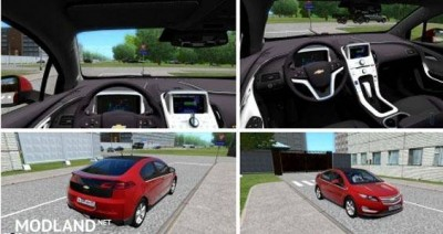 Chevrolet Volt Car [1.4.1]