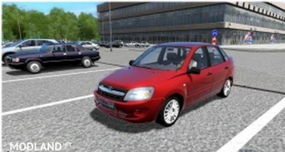 City Car Driving 1.4 -VAZ 2190 Car [1.4.1], 1 photo