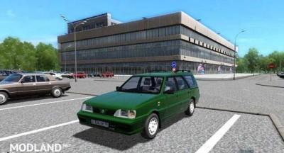 Daewoo-FSO Polonez Kombi Car [1.4.1]