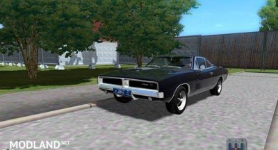 Dodge Charger Car [1.4.1], 1 photo