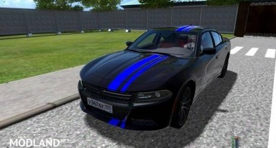 Dodge Charger RT LD 2015 Car [1.4.1], 1 photo