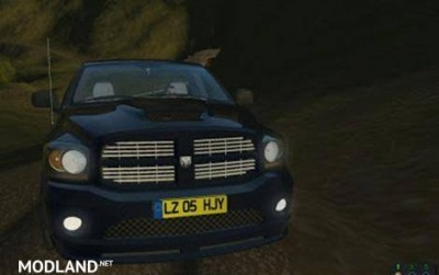Dodge Ram SRT 10 [1.2.2], 1 photo