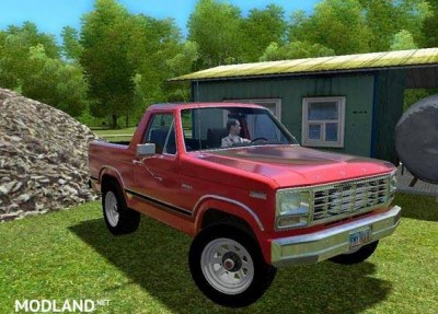 Ford Bronco Car [1.4.1], 1 photo