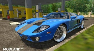 Ford GTX1 Car [1.4], 2 photo